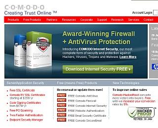 Il software della settimana: Comodo, firewall totalmente gratuito e straordinario