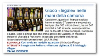 Video Poker con artifizi e raggiri: e' truffa informatica