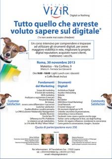 Roma: corso intensivo per usare gli strumenti di internet
