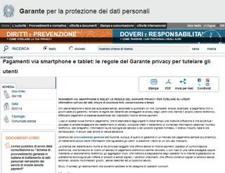 Ecommerce e pagamenti online e mobile: aperta consultazione pubblica