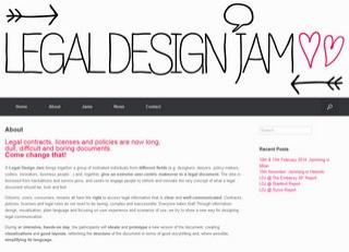 Legal Designer: al Tag di Milano, 11 febbraio 2014.