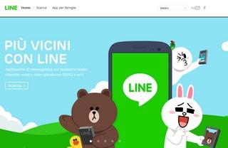 Alternative a Whatsapp, il migliore e' Line.me ?