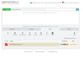 Cometdocs: gestione e ocr di documenti semplice ed efficace