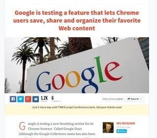 Il futuro della profilazione: tracciare l'uso degli utenti di Chrome