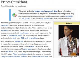 Prince: artista e innovatore anche nell'ecommerce