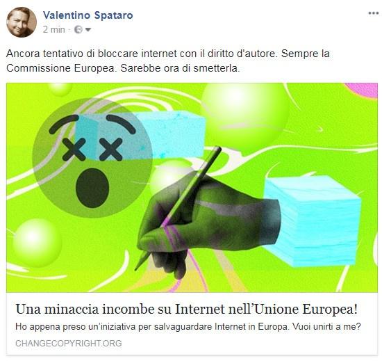 Mozilla in prima linea contro la Commissione Europea e la riforma del diritto d'autore