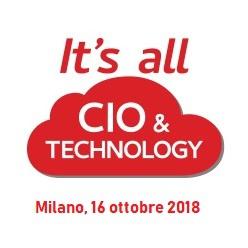 A Milano, il 16 ottobre: It's All Cio & Technology