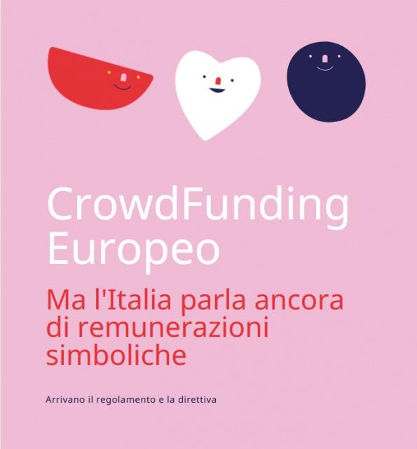 Crowdfunding: l'Europa si è mossa. E in Italia cosa cambia