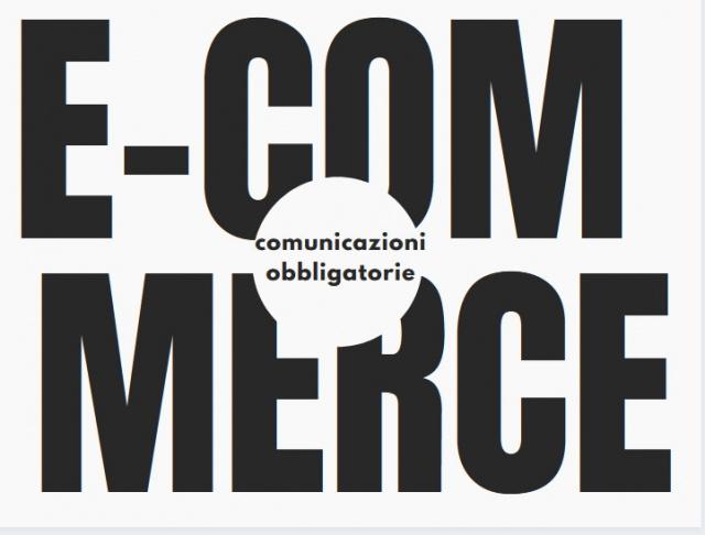 Ecommerce e comunicazioni ad AdE