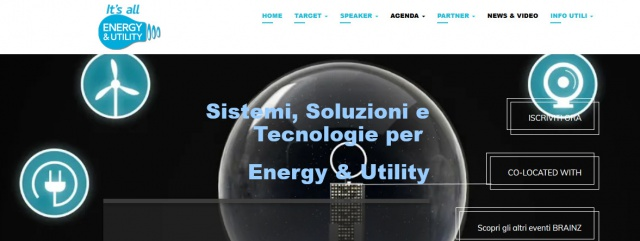 IT'S ALL ENERGY & UTILITY - Milano, 13 ottobre 2020