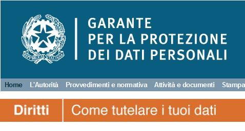 Immuni: l'autorizzazione del Garante
