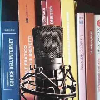 Le novita' di Diritto per i podcaster: siamo su Alexa