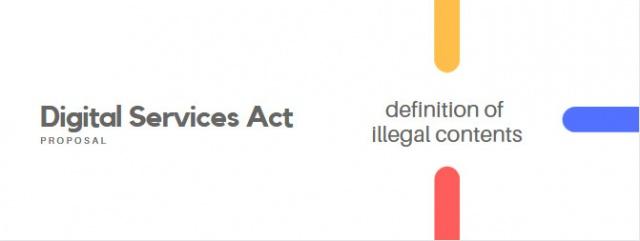 La proposta europea di regolamentare i servizi digitali