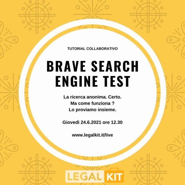 Brave Search Engine Stress Test