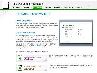 OpenOffice diventa commerciale con Oracle ? Gli sviluppatori fondano LibreOffice