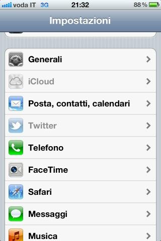 IOS 5: i problemi alla posta, ai dati, alle icone e i vantaggi