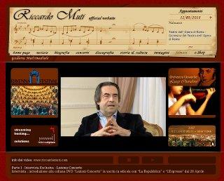 Riccardo Muti: il virus contro la pirateria e la spunta della bacchetta.