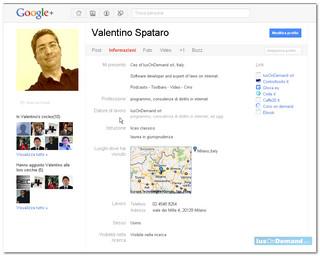 Google plus: una prima recensione