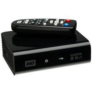 Hardware: WD TV  HD Media Player e condividere i files in rete in casa