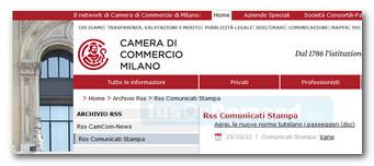 Trasporto aereo: le clausole vessatorie nel parere della CamCom Milano