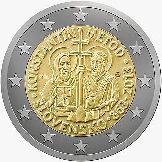La Commissione Europea vieta una moneta di due euro. Perche' ?