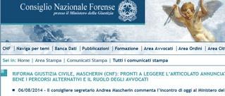 CNF: riforme procedura civile, specializzazioni e diritto di famiglia con il Ministro