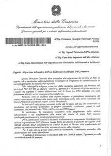 Giustizia senza risorse: deposito telematico sospeso per sfratto