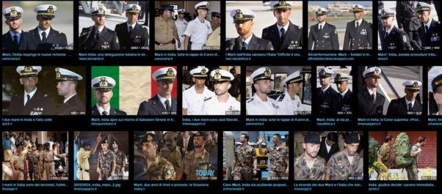Maro': la giurisdizione e' italiana