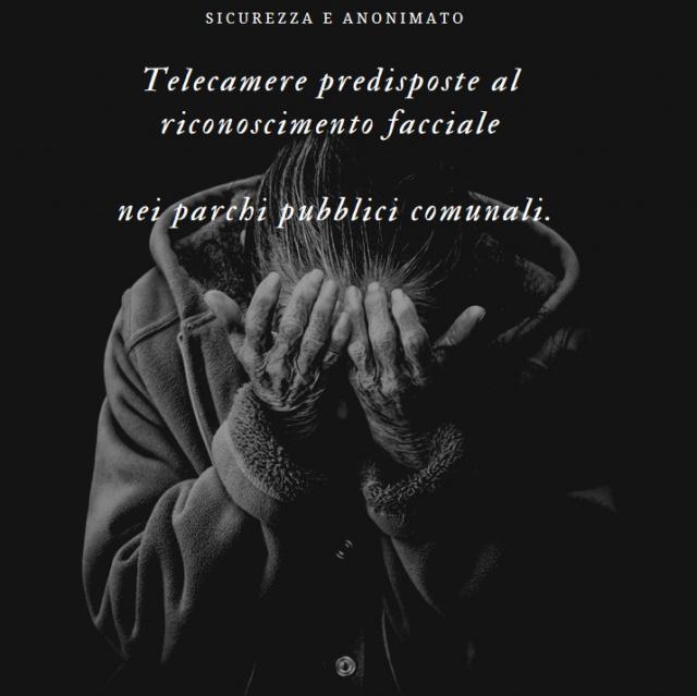 Riconoscimento facciale in Italia: abominevole