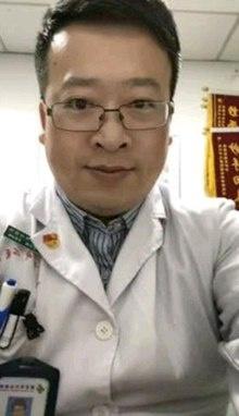 Cristiano il medico cinese che fu incolpato di aver scoperto il covid19