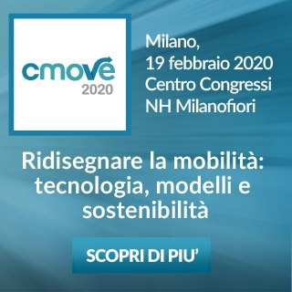 Cmove e la Mobilità: tecnologia, modelli e sostenibilità