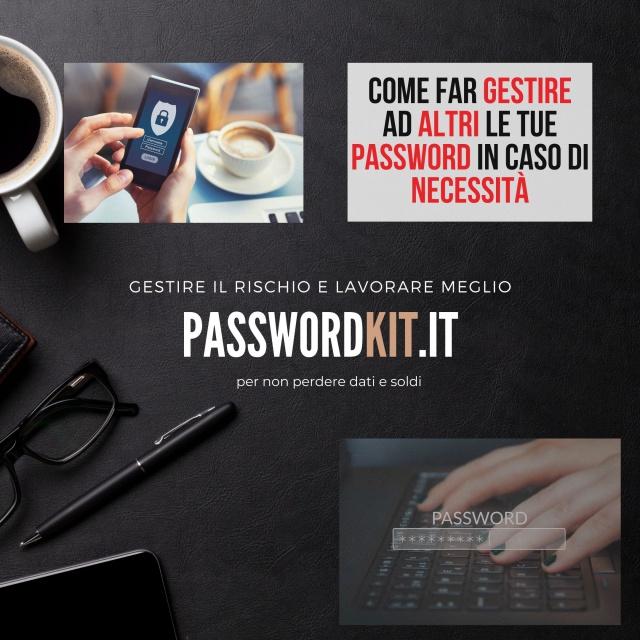 Gestire le password: le Faq del Garante e il video corso