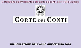 La Corte dei Conti: La Pubblica amministrazione non ha strumenti per difendersi