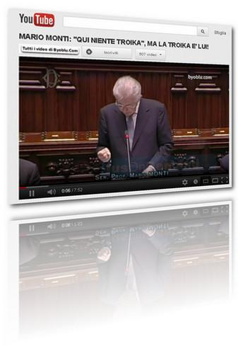 Mario Monti alla Camera: Il Parlamento Italiano approvi le misure per la crescita che decidera' il Consiglio Europeo